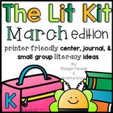 The Lit Kit March Kindergarten