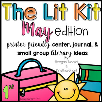 The Lit Kit May First Grade