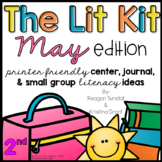 The Lit Kit May Second Grade
