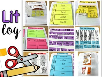 The Lit Kit November First Grade