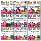 The Lit Kit Second Grade Bundle