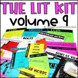 The Lit Kit Volume 9 Fourth Grade