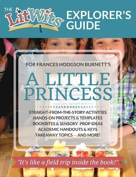 A LITTLE PRINCESS - Reading Activities and Lesson Resources