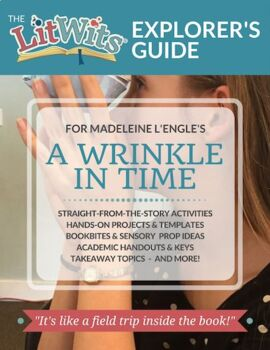 The LitWits Kit for A WRINKLE IN TIME by Madeleine L'Engle