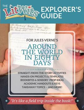 AROUND THE WORLD IN EIGHTY DAYS - Reading Activities and Lesson Resources