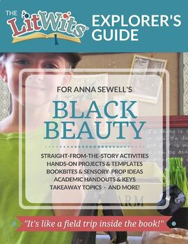 The LitWits Kit for BLACK BEAUTY by Anna Sewell