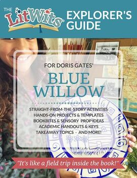 BLUE WILLOW - Reading Activities and Lesson Resources