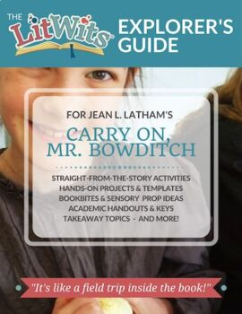 CARRY ON, MR. BOWDITCH - Reading Activities and Lesson Resources