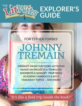 JOHNNY TREMAIN - Reading Activities and Lesson Resources