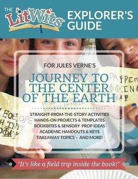 JOURNEY TO THE CENTER OF THE EARTH - Reading Activities and Lesson Resources