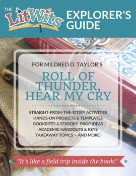 ROLL OF THUNDER, HEAR MY CRY - Reading Activities and Lesson Resources