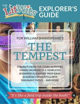 The LitWits Kit for THE TEMPEST by William Shakespeare