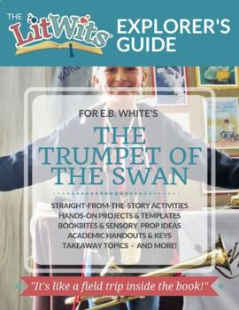THE TRUMPET OF THE SWAN - Reading Activities and Lesson Resources