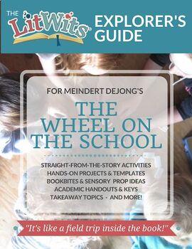 THE WHEEL ON THE SCHOOL - Reading Activities and Lesson Resources