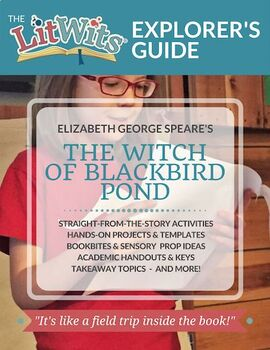 The LitWits Kit for THE WITCH OF BLACKBIRD POND by Elizabeth George Speare