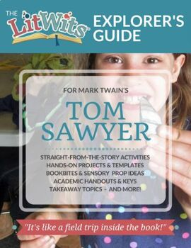 TOM SAWYER - Reading Activities and Lesson Resources