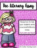 Literary Essay Pack