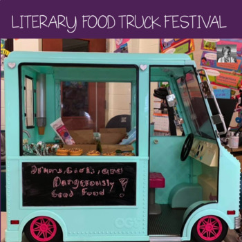 For Any Novel The Literary Food Truck
