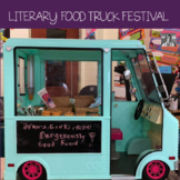 The Literary Food Truck (for Lit Circles, Choice Reading,