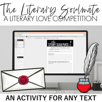 The Literary Soulmate: A Literary Love Competition