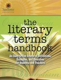 The Literary Terms Handbook: A Source of Definitions, Exam