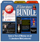 The Literature Bundle, Full Version