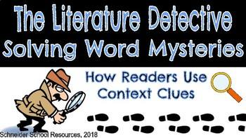 The Literature Detective: How to Use Context Clues in Literature