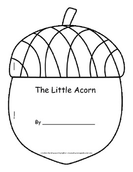 The Little Acorn Book