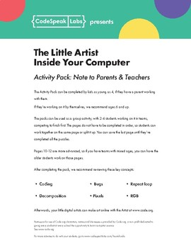 The Little Artist Inside Your Computer