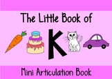 The Little Book of K   A Complete Resource For /k/ Articul