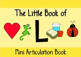 The Little Book of L   A Complete Resource For /l/ Articul