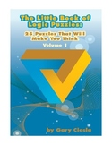 The Little Book of Logic Puzzles, Volume 1