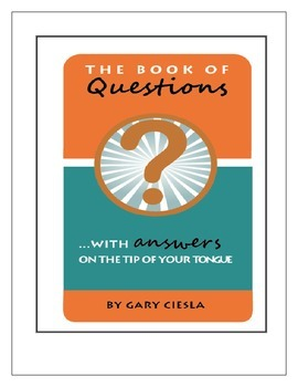 The Little Book of Questions...With Answers on the Tip of Your Tongue