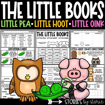 The Little Books by Amy Krouse Rosenthal (Picture Book Companions)