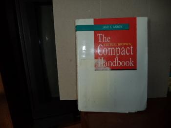 The Little Brown Compact Handbook ISBN 0-06-500902-9