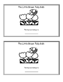 The Little Brown Tulip Bulb {Extension Activity} Mini Colo