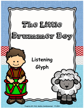 The Little Drummer Boy - Listening Glyph