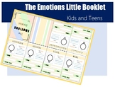 The Emotions Little Booklet for Kids and Teens