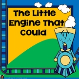 The Little Engine That Could Activities