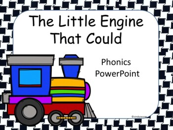 The Little Engine That Could, Kindergarten, Interactive PowerPoint