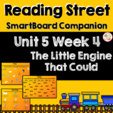 The Little Engine That Could SmartBoard Companion Kindergarten
