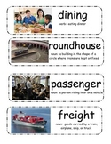 The Little Engine That Could Vocabulary Cards