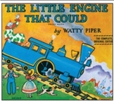 The Little Engine that Could Amazing Words PPT