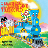 The Little Engine that Could! Comprehension guide WITH ANSWERS!