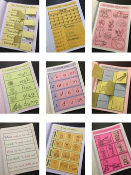 The Little Engine that Could Interactive Notebook ~ Reading Street Kindergarten