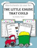 The Little Engine that Could. Worksheets and Activities