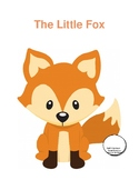 The Little Fox: A Social Story Book About Making Friends