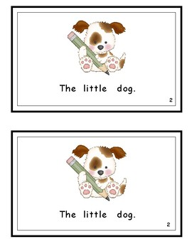 The Little Friends Reproducible Guided Reader