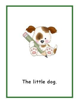 The Little Friends Wonders Kindergarten Big Book (Unit 6)