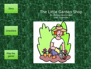 The Little Garden Shop